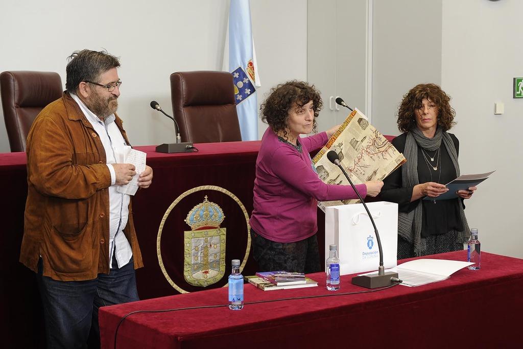 A Deputación de A Coruña gasta os cartos públicos en festas e chiringuitos fora de Galicia competindo deslealmente con outras deputacións