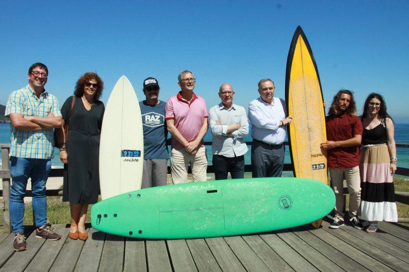 A Costa da Morte supera a primeira fase para a declaración de Reserva Mundial de Surf