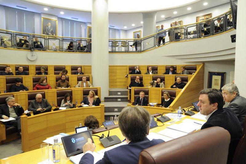 A Deputación da Coruña apoia as reivindicacións de SOS Sanidade Pública contra os recortes en sanidade