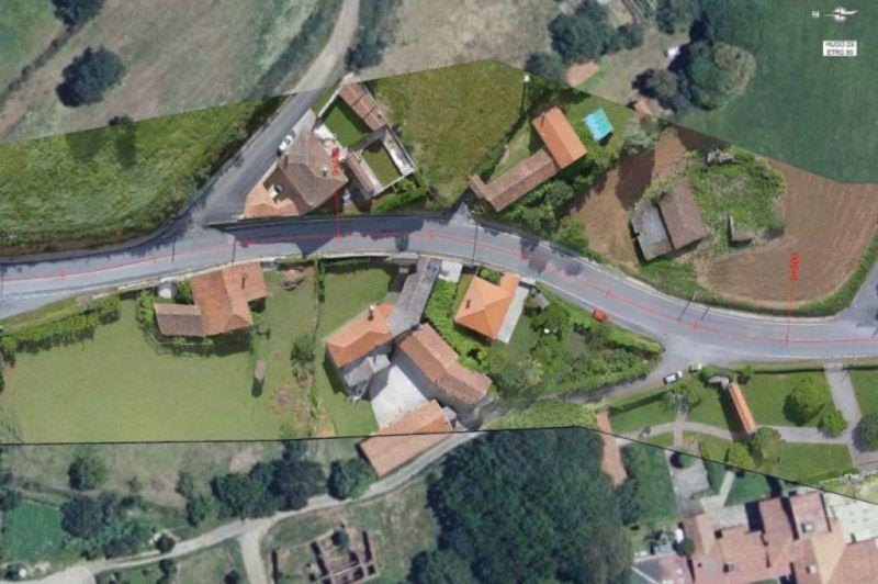 A Deputación adxudica por 360.265 euros as obras de construción dunha senda peonil que conectará os núcleos da Balada e Vilar de Ferreiros, en Santiso