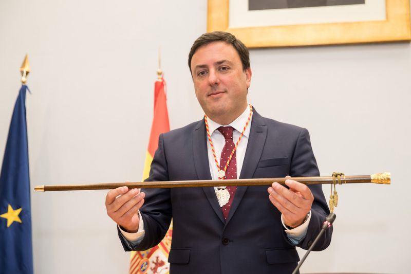 Valentín González Formoso, reelixido presidente da Deputación da Coruña