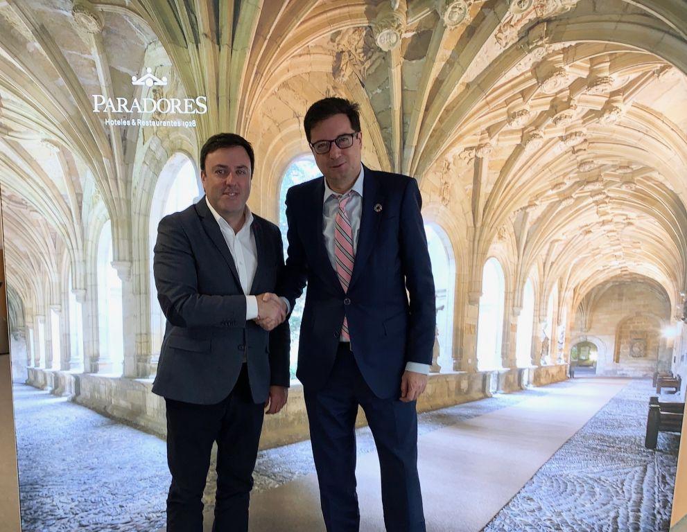 """González Formoso destaca que o Parador de Muxía será """"un revulsivo para o turismo e a economía da Costa da Morte"""""""