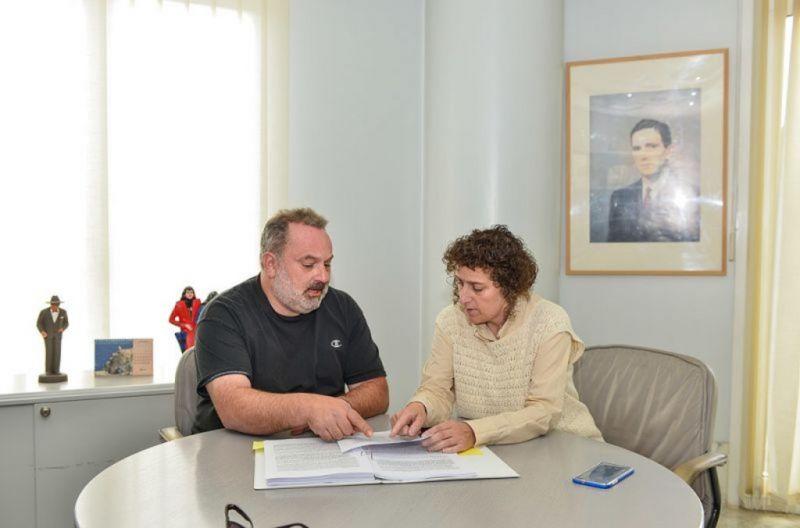 Goretti Sanmartín mostra o seu apoio a Carlos Babío tras a denuncia da familia Franco