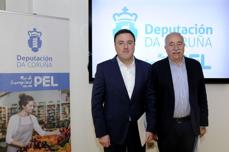 A Deputación da Coruña obtén 4,2 millóns de euros da UE para a promoción do emprego feminino no rural da provincia