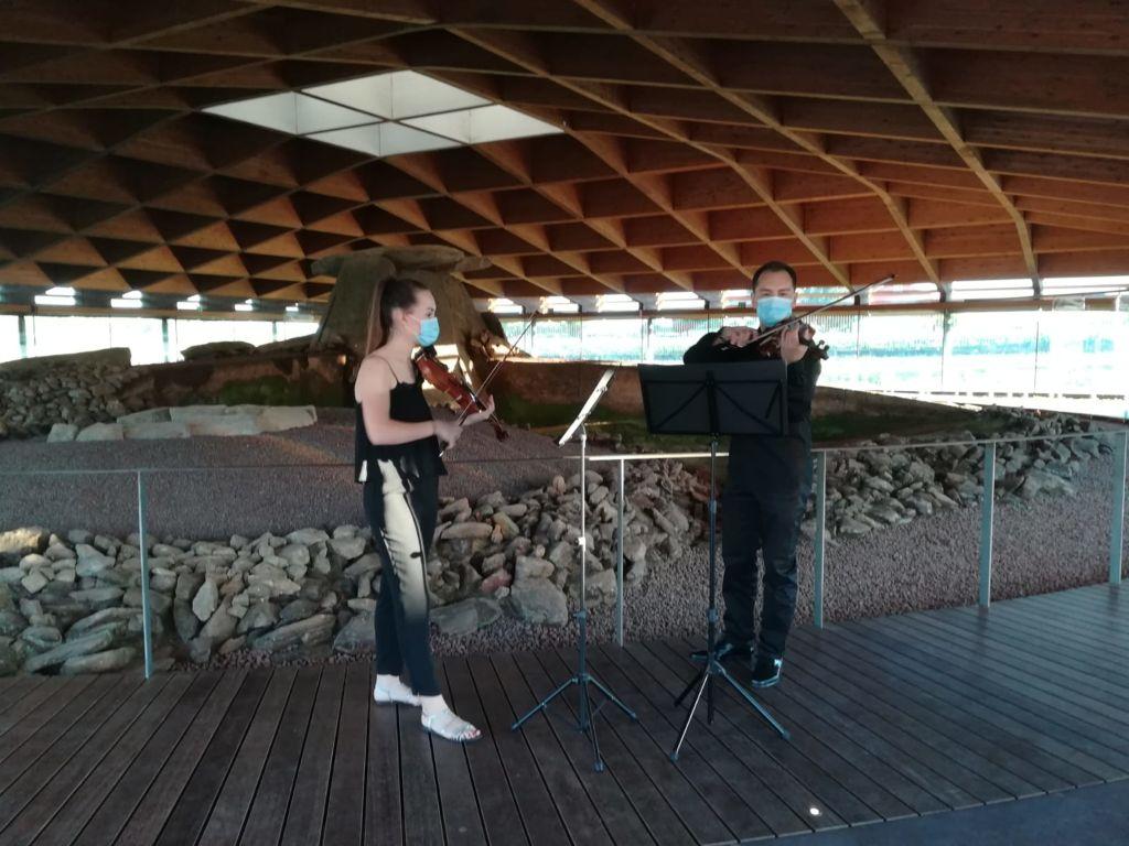 A Deputación na Coruña impulsa un programa de actuacións musicais nos principais bens do seu patrimonio