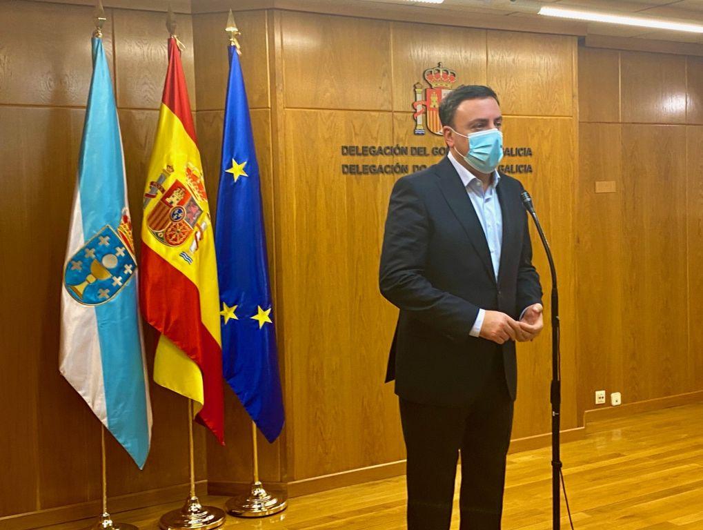 """González Formoso afirma que """"a recuperación da memoria democrática debe xogar un papel fundamental"""" nos futuros usos do Pazo de Meirás"""