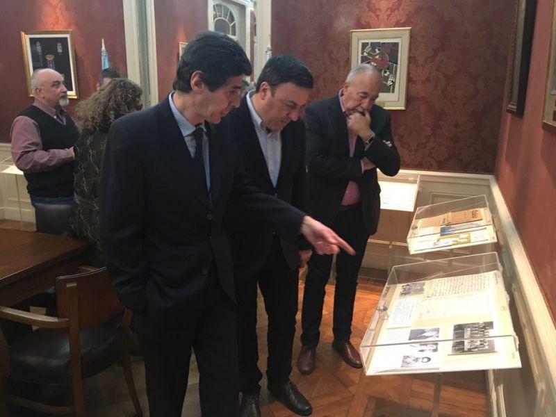 A Deputación da Coruña e o MEGA de Bos Aires realizarán un documental sobre a historia da emigración galega en Arxentina
