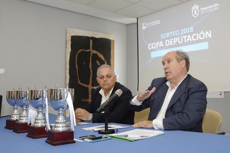 54 equipos masculinos e 30 femininos disputarán a Copa de Fútbol Deputación da Coruña