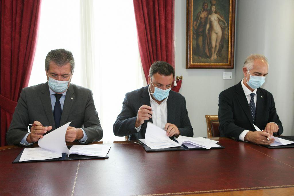 A Deputación da Coruña e ABANCA presentan o Plan Reactivación con financiamento especial para superar a crise da COVID-19