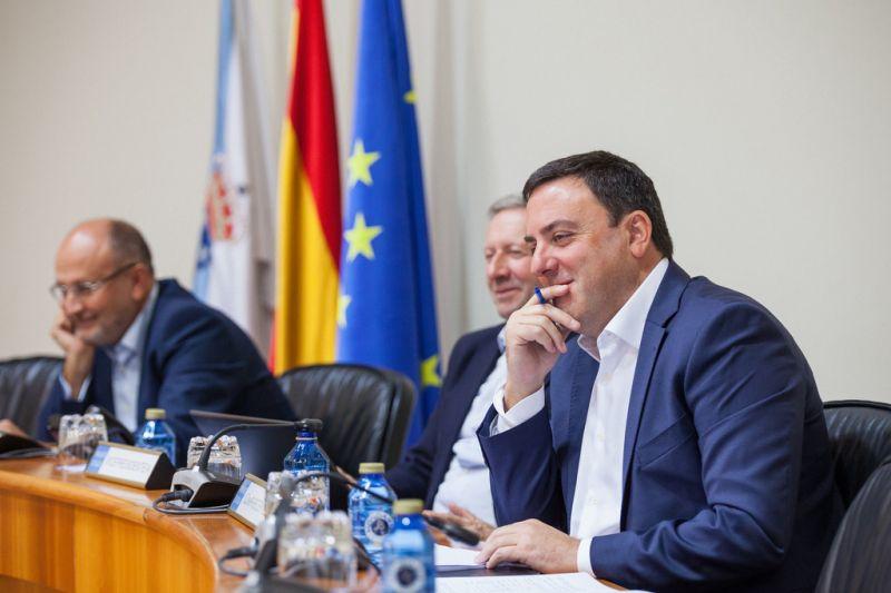 González Formoso reclama un novo Pacto Local que concrete competencias e financiamento dos servizos públicos municipais