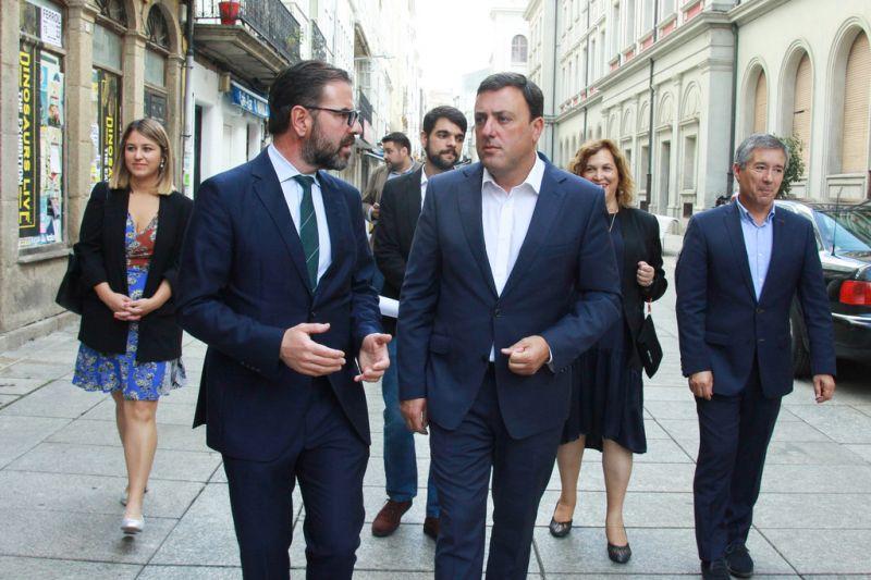 A Deputación investirá preto de 2 millóns de euros na mellora integral da travesía de Serantes, en Ferrol