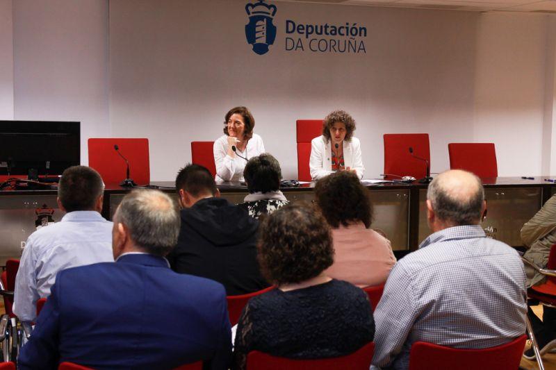 A Deputación da Coruña destina máis de seiscentos mil euros ao tecido da cultura popular e tradicional