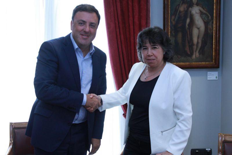 A Axencia Enerxética Provincial da Coruña asesorará o Concello de Moeche en materia de aforro e eficiencia enerxética