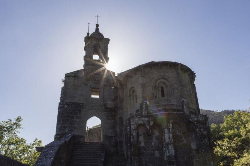 A Deputación amplía durante  o verán os horarios e servizos de atención a visitantes nos monumentos do patrimonio provincial
