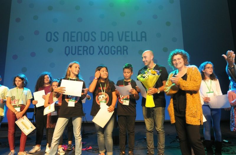 María Fumaça é a banda convidada na  gala final do certame Quero Cantar