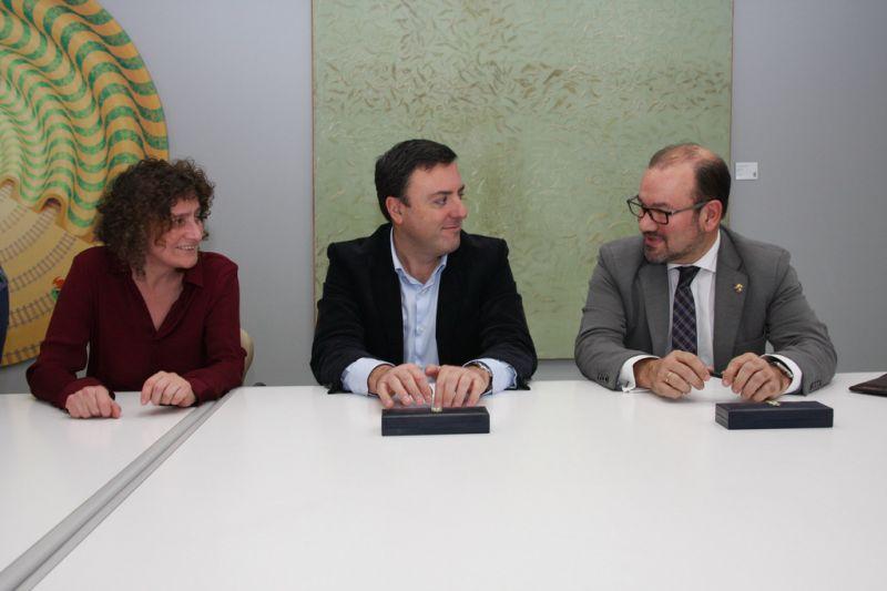 A Deputación da Coruña apoia con 140.000 euros o programa de actividades culturais, artísticas e científicas da USC