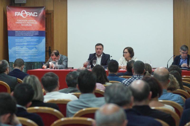 A provincia da Coruña empregou máis de 25 millóns de euros en axudas FEDER - IDAE, sendo a provincia galega que máis aproveitou estas subvencións