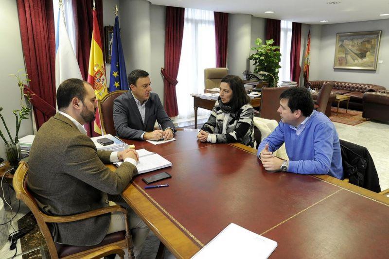 Deputación e Concello de Betanzos toman a iniciativa para conservar e rehabilitar o Pasatempo ante a inacción da Xunta da Galicia