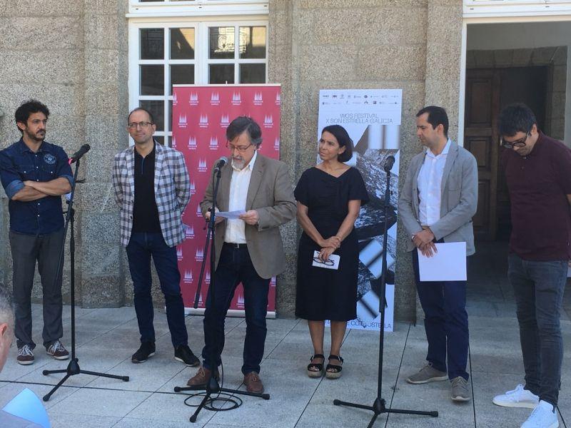 A Deputación da Coruña aposta por Santiago de Compostela como