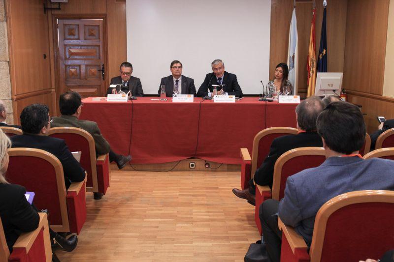 O Pazo de Mariñán acolle as XII Xornadas de de Dereito Administrativo Iberoamericano