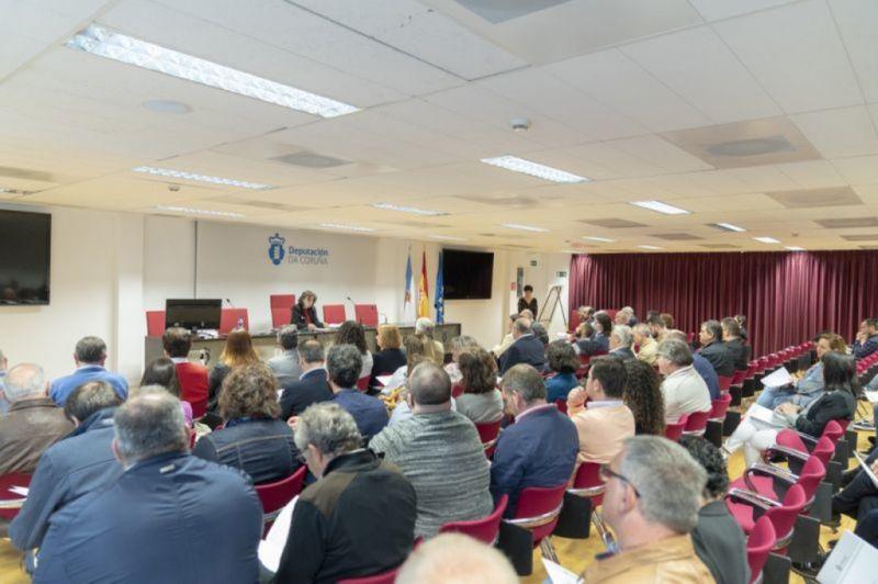 A Deputación da Coruña destina 360.000 € a escolas de música e danza municipais