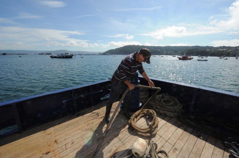 A Deputación da Coruña destina preto de medio millón de euros para apoiar ás confrarías de pescadores da provincia