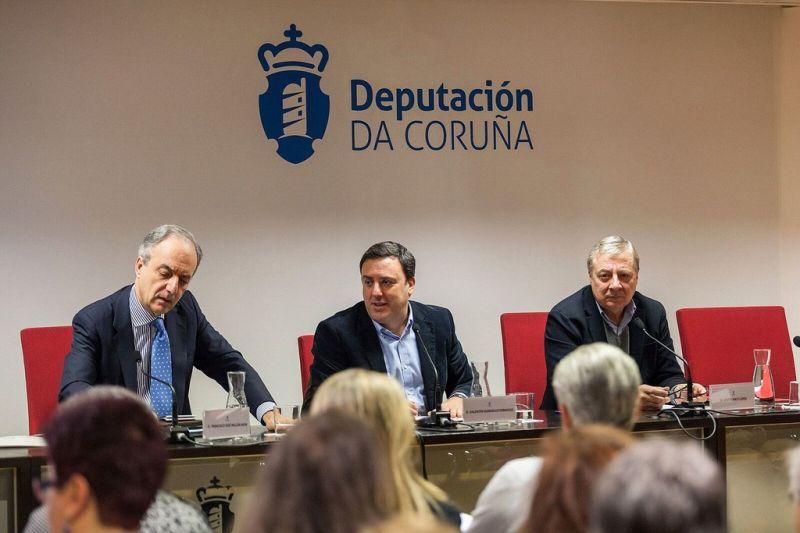 As consecuencias do Brexit para Galicia e o futuro da Unión Europea, a debate na Deputación