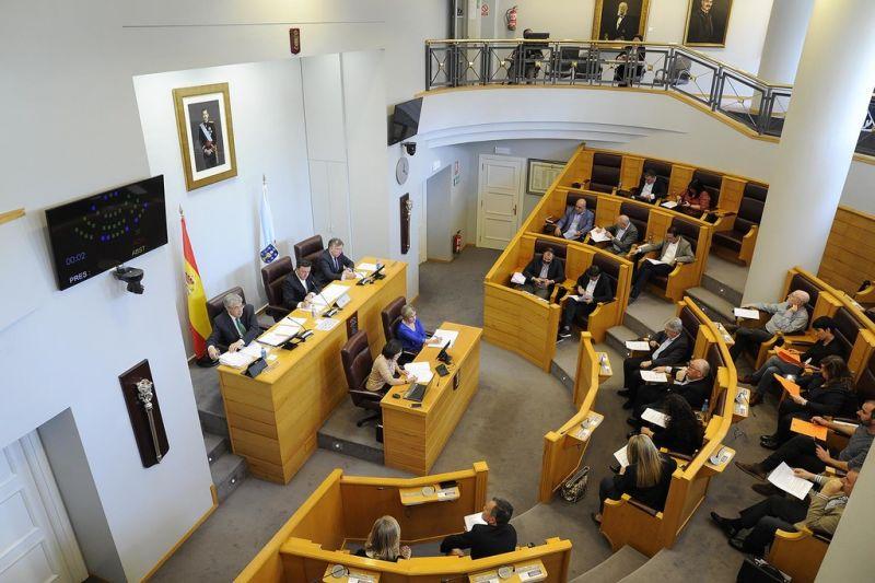 A Deputación da Coruña inicia o proceso de retirada de distincións a persoas vencelladas ao franquismo