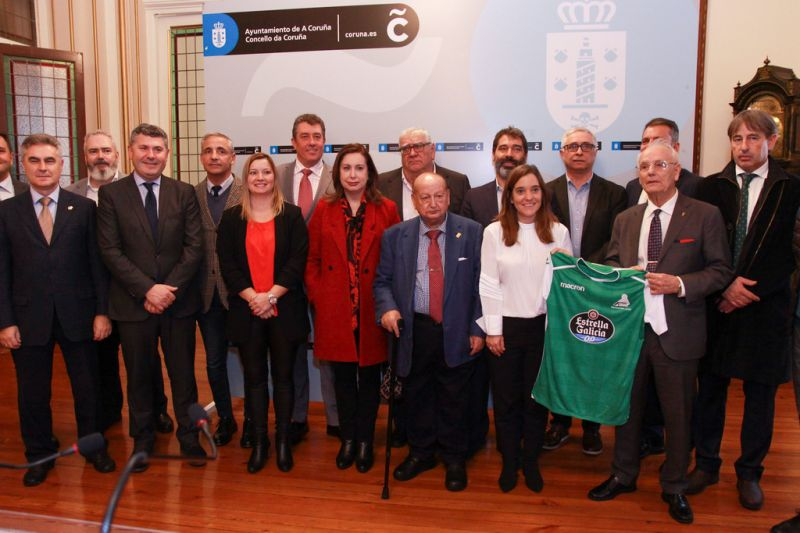 A Coruña acollerá a Copa do Rei de Hockey 2020