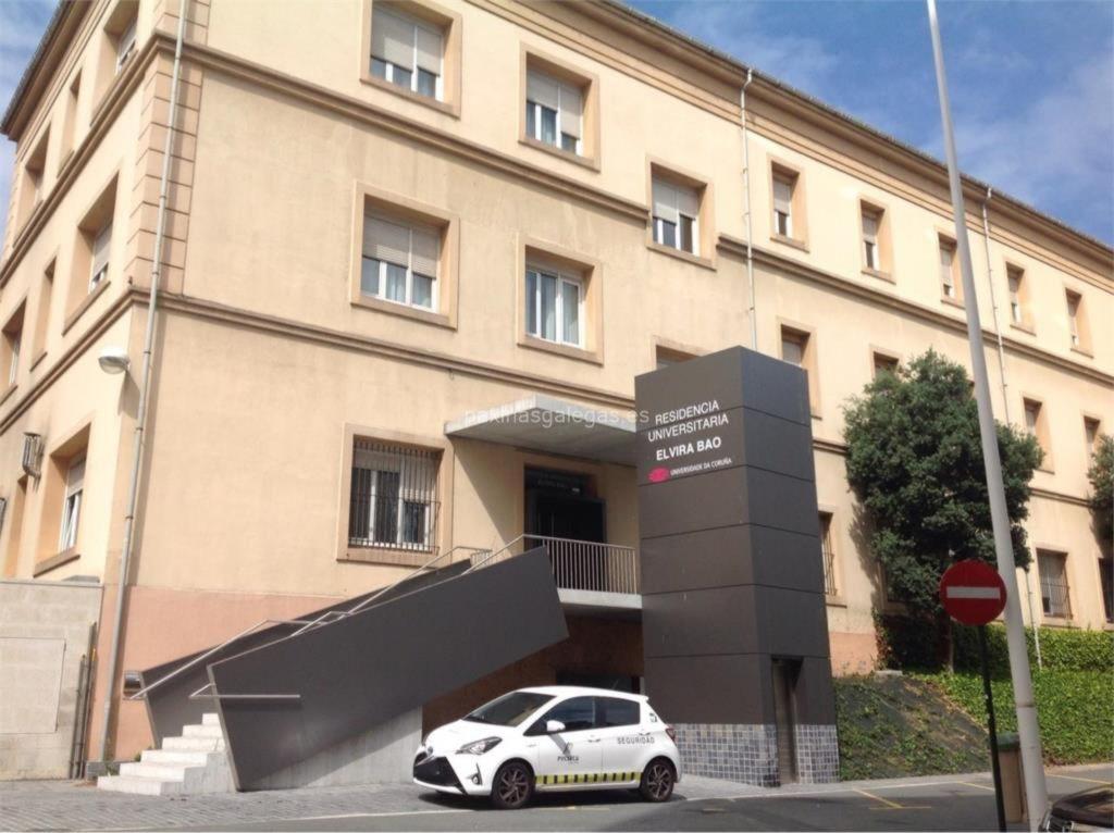 """A Deputación, o Concello da Coruña e a UDC poñen ao dispor da Área Sanitaria da Coruña a Residencia Universitaria """"Elvira Bao"""""""